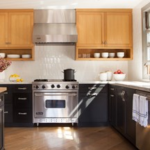 capriccio favo kitchen rooms gallery   tile  u0026 stone inspiration   ann sacks  rh   annsacks com