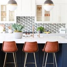 kelly wearstler liaison doheny kitchen backsplash rooms gallery   tile  u0026 stone inspiration   ann sacks  rh   annsacks com